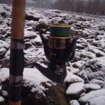 Neve sul fiume...