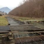 il torrente che alleva le trote - Mittagsee
