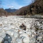 pausa sul fiume