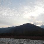Tramonto sul Sesia