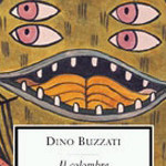 Il Colombre, Dino Buzzati - Copertina Mondadori