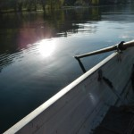 Remo nel lago