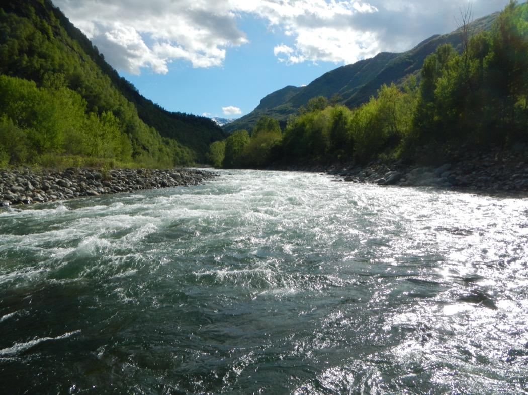 Paesaggio maestoso in Valsesia