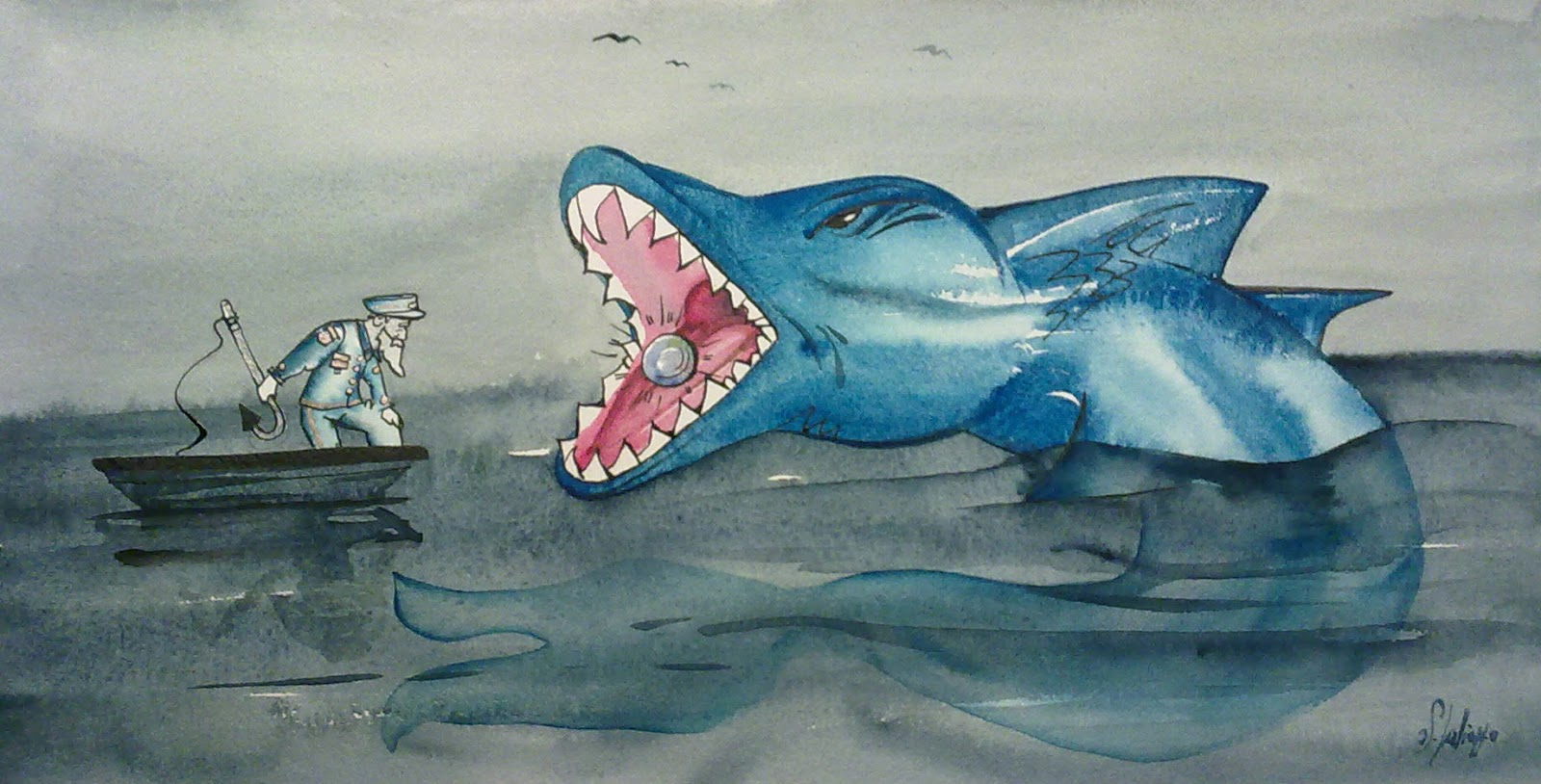 IlColombre by lefavoledellanima.blogspot.com