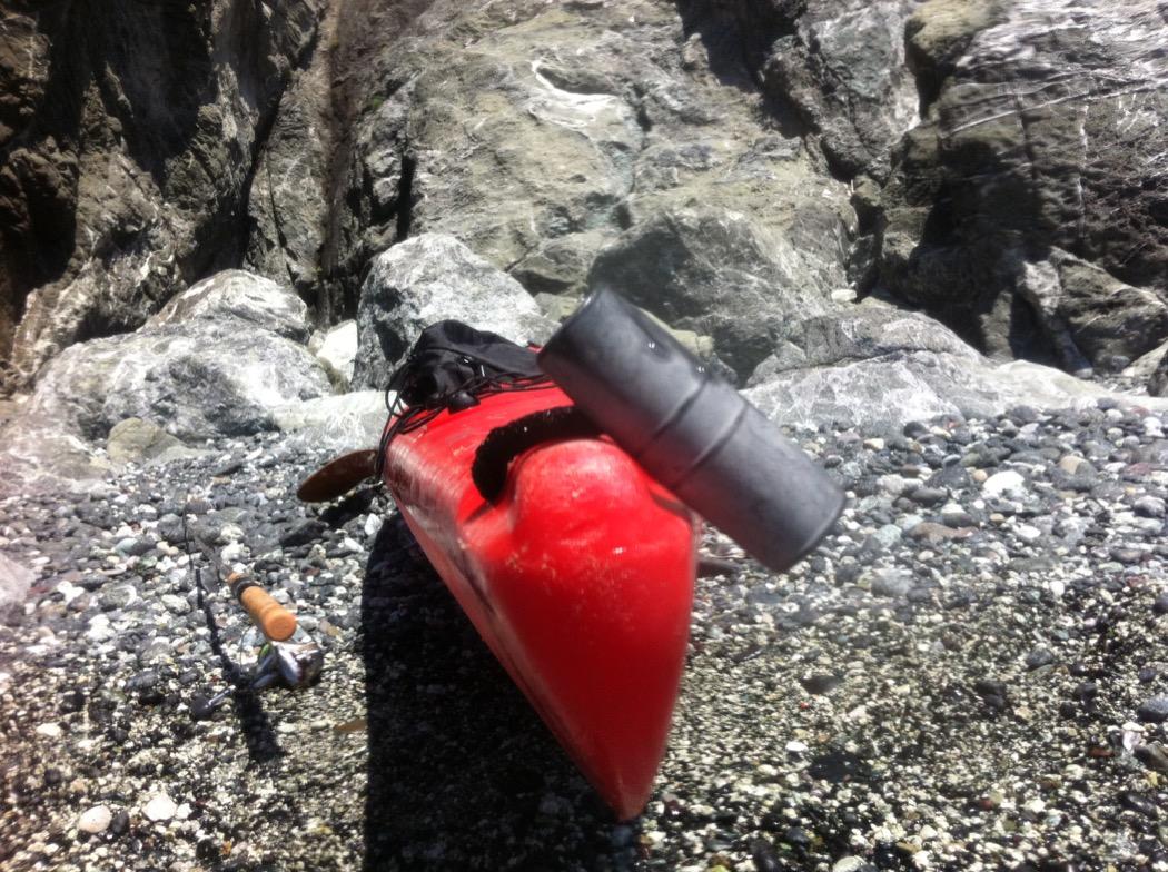 kayak e scogliera2