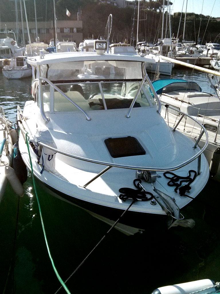 La barca di Tommaso