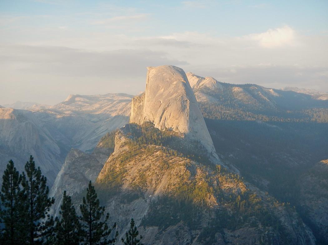 Glacier Point - Yosemite Park - California