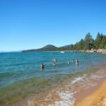 Spiaggia del Lake Tahoe - beach