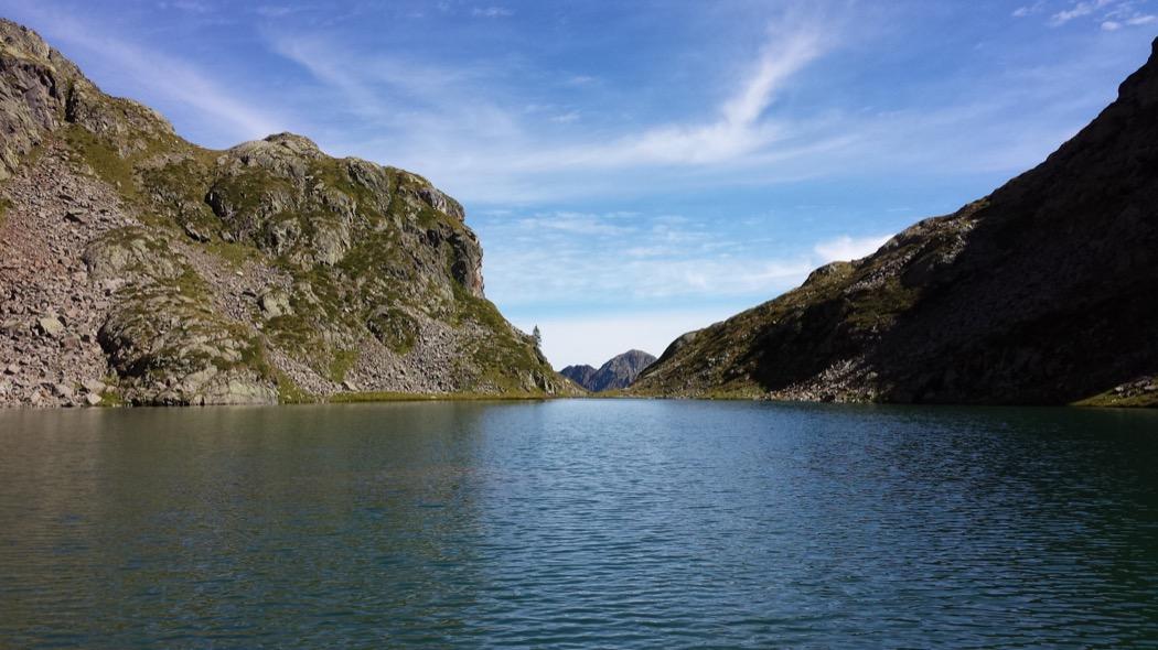 Panorama primo lago
