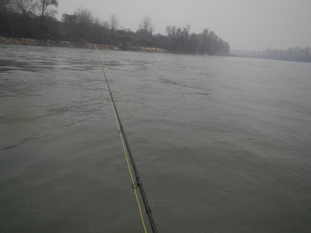 strippando nel fiume!
