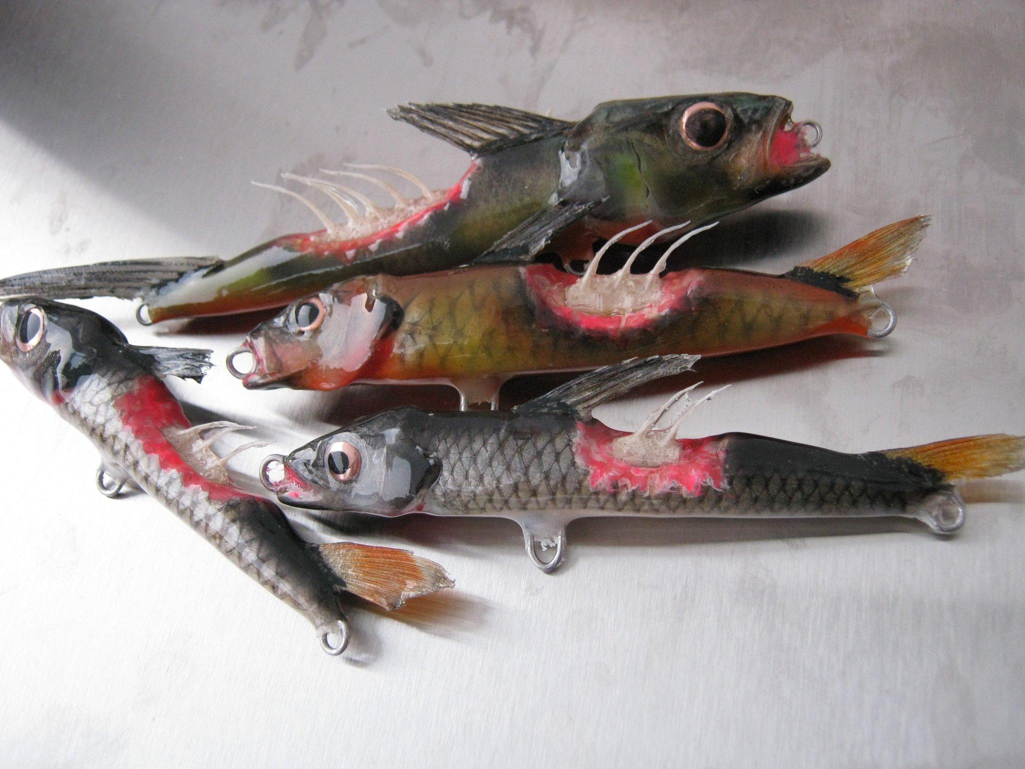 Frankenfish by Petri Muuttoranta