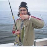 Alvaro Recoba pescador. amante de la pesca jugador Alvaro Recoba. - celebs celebrities fishing famous people personaggi famosi a pesca pescatori famosi amanti della pesca sportsmen actors politicians sportivi