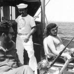 che guevara y fidel castro pescadores. que Fidel y el pescado desde el barco. caza mayor en Cuba. Pesca en Cuba - celebs celebrities fishing personaggi famosi a pesca pescatori famosi amanti della pesca