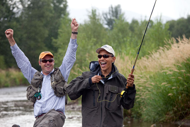 Obama fly fishing with friends - celebs celebrities fishing personaggi famosi a pesca pescatori famosi - célébrités qui aiment pêcher. pêcheurs célèbres. Les sportifs, des politiciens, des acteurs et des musiciens qui sont passionnés par la pêche. celebrities who love to fish. fishermen famous. The sportsmen, politicians, actors, and musicians who are passionate about fishing. i personaggi famosi che amano pescare. i pescatori famosi.  Gli sportivi, i politici, gli attori, e i musicisti che sono appassionati di pesca. celebritati care iubesc sa pescuiasca. pescari celebri. Sportivi, politicieni, actori, muzicieni ai care sunt pasionati de pescuit. celebridades que aman pescar. pescadores famosos. Los deportistas, políticos, actores y músicos que son apasionados de la pesca. celebridades que gostam de peixe. pescadores famosos. Os desportistas, políticos, atores e músicos que são apaixonados por pesca. të famshëm që e duan të peshkut. peshkatarët famshme. Të sportistë, politikanë, aktorë, dhe muzikantë të cilët janë të pasionuar për peshkim. beroemdheden die dol op vis. vissers beroemd. De sporters, politici, acteurs en muzikanten die over vissen hartstochtelijk bent. Prominente, die Liebe zu fischen. Fischer berühmt. Die Sportler, Politiker, Schauspieler und Musiker, die leidenschaftlich über Angeln sind. balık seviyorum ünlüler. ünlü balıkçılar. Balıkçılık hakkında tutkulu sporcular, politikacılar, aktörler ve müzisyenler. hírességek, akik szeretnek horgászni. halászok híres. A sportolók, politikusok, színészek és zenészek, akik szenvedélyesen halászat.