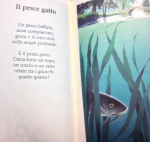 Filastrocche sull'acqua, illustrazioni