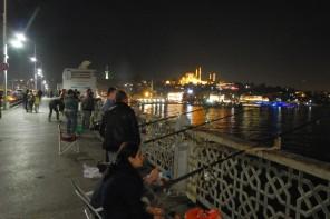 Le Mormodre del Mar di Marmara. Pescare a Istanbul