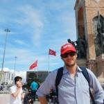 I colori della Turchia... i colori della Rapala!