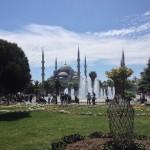 Moschea Blu e giardini
