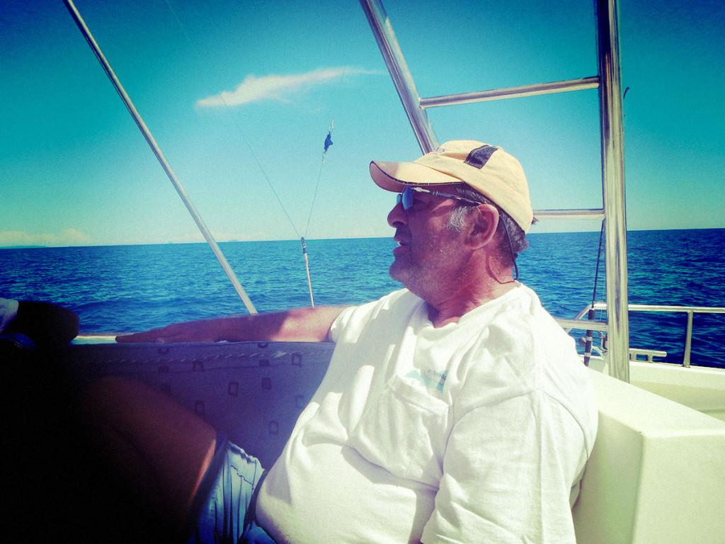 John Peluffo - il miglior pescatore del Madagascar
