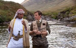 scena tratta da Pesca al salmone nello Yemen con Ewan McGregor