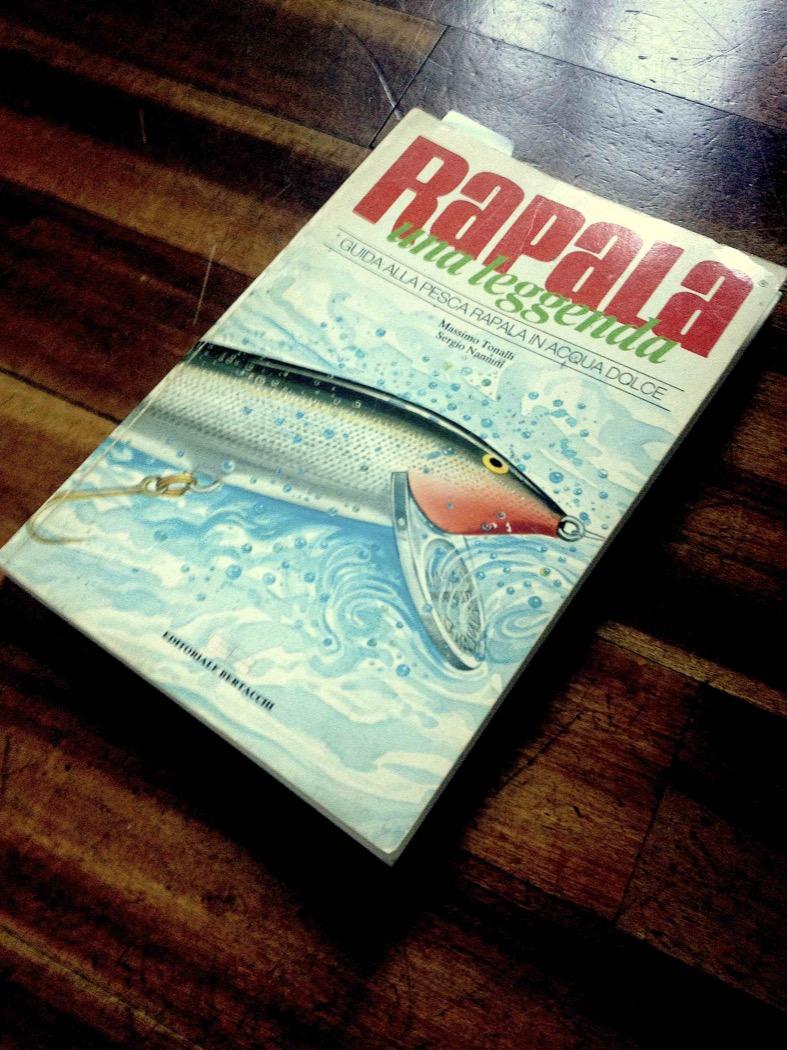 Lauri Rapala. Le origini del mito