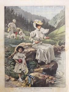 1906 Regina Elena in Pesca