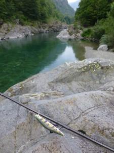Gole del Sesia e Urban Fishing Lure