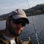 pietro invernizzi in pesca viverone