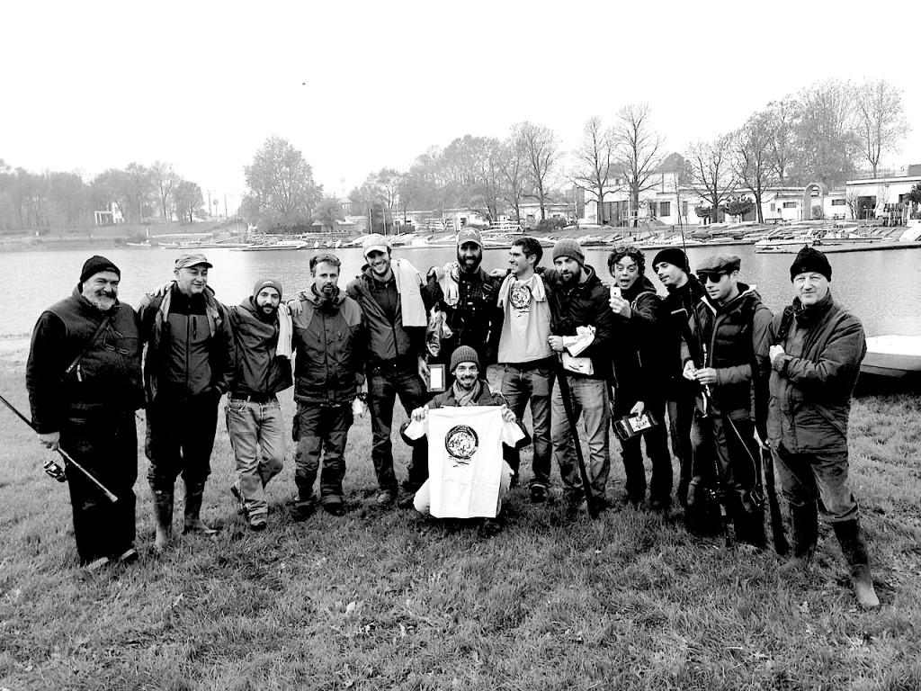 Pedrone's Trophy, foto di gruppo