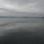 Mattina sul lago di Pusiano