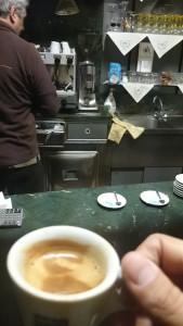 caffè al baretto