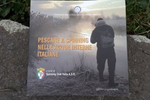 Pescare a spinning nelle acque interne italiane