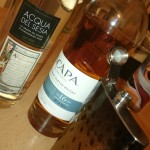 whisky e grappa