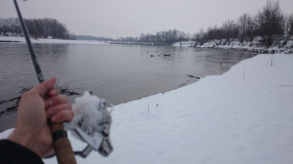 tanta neve e placide acque di piombo