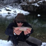 Pietro & a Big Fish!