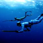 Pesca subacquea - presa da buongiornoalghero.it