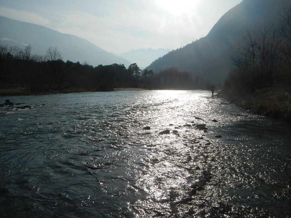 L'Adda in Valtellina