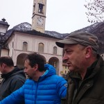 Tre amici: Ramella, Savino e Stefano