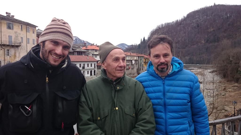 Pietro Invernizzi, Arturo Pugno, Savino Re