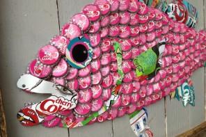 Salmoni enormi e Trote CocaCola. Un autore pescatore