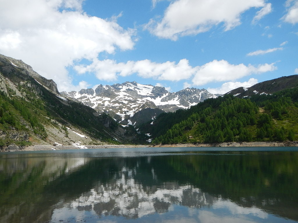 Splendore sul Lago Devero