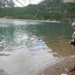 Marta in pesca!