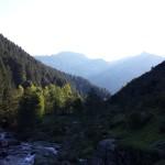 La valle...