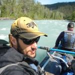 Rafting in Alaska, cercando il King!