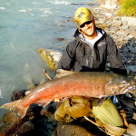 record big king salmon pietro invernizzi salmone