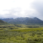 Paesaggi in Alaska...