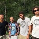 Domenico, Jacopo, Pietro, Frank