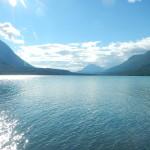 Paesaggio Alaskano