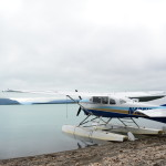 Idrovolante al Katmai National Park