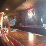 Un bar della cittadina di King Salmon